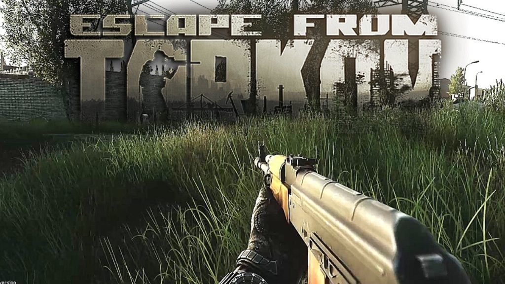 Escape from Tarkov - get it during St.Patrick's Day and enjoy it with friends