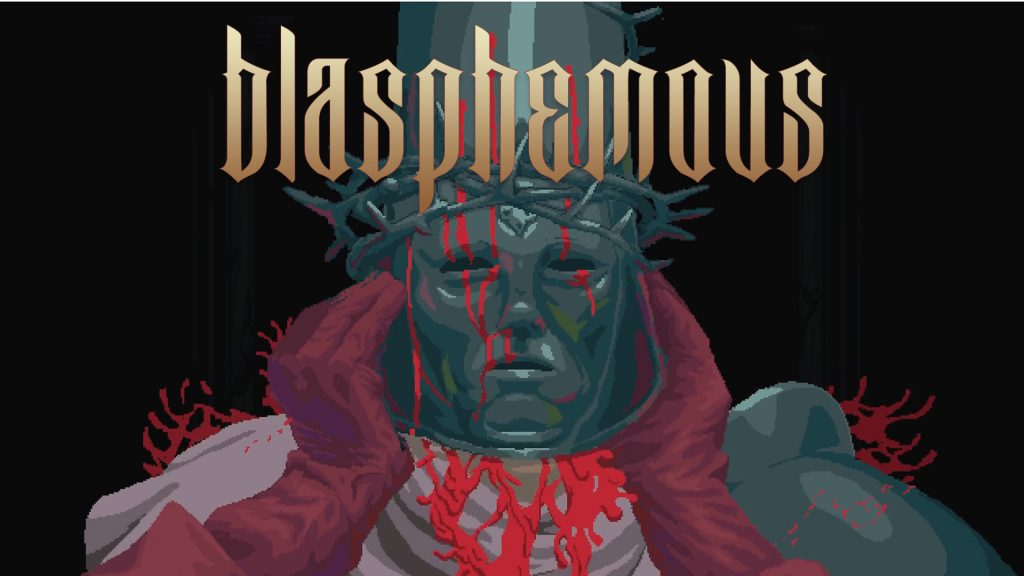 Blasphemous - a great position for Leap Day