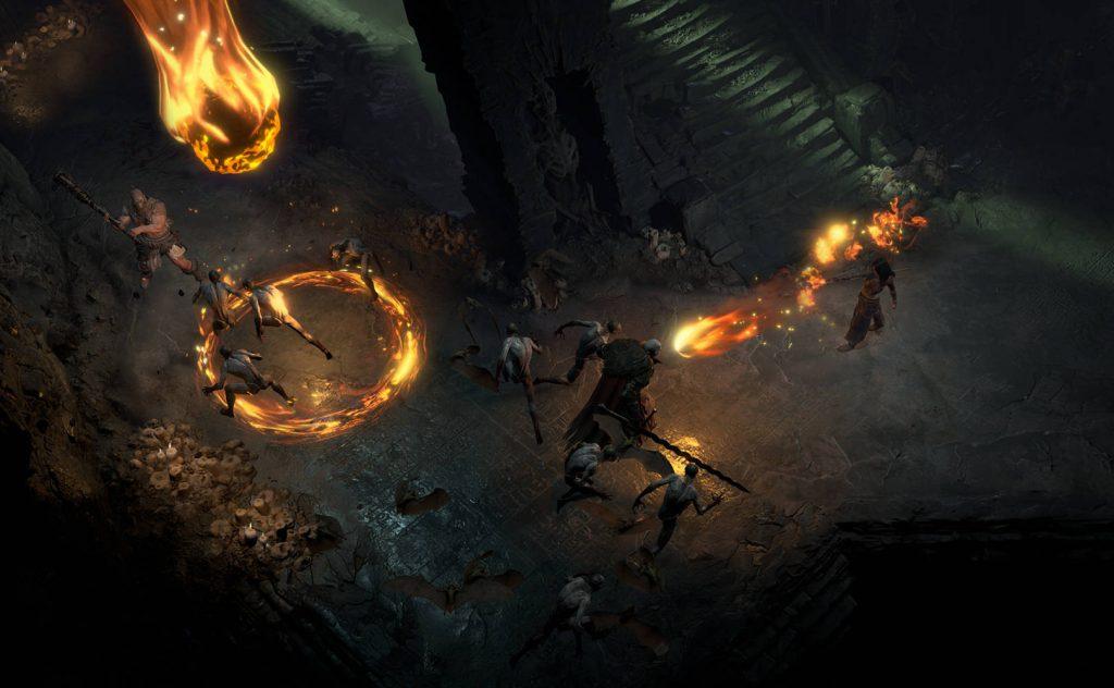 Diablo IV gameplay screen