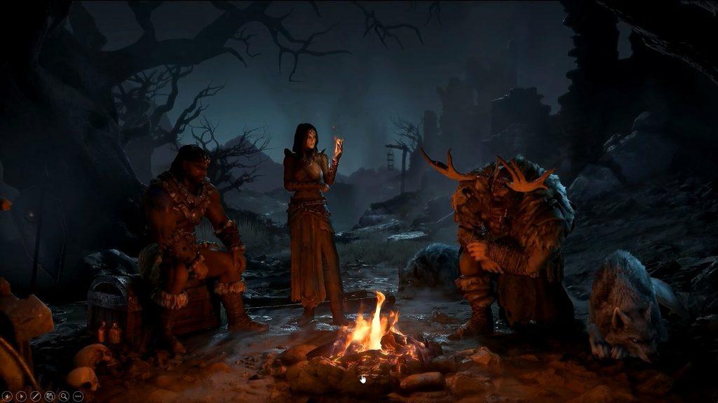 Diablo IV classes