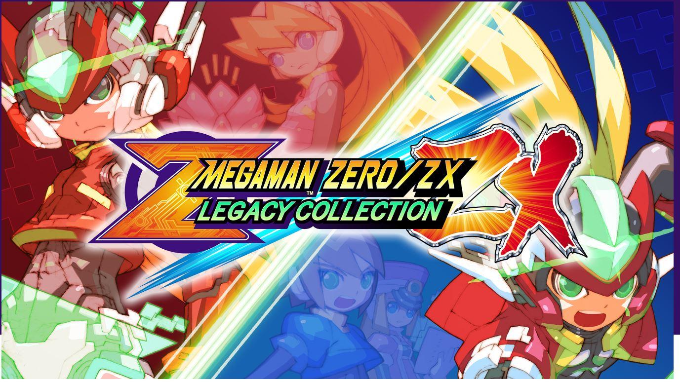 Mega man Zero ZX Legacy