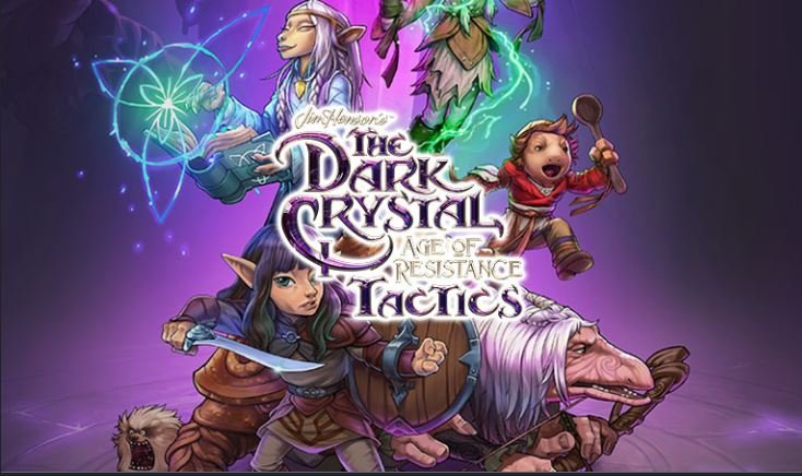 The dark crystal resistance tactics
