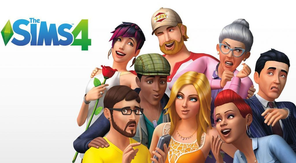 Spring Sale proposition - The Sims 4