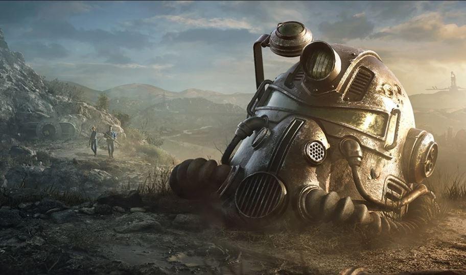 Fallout 76 art