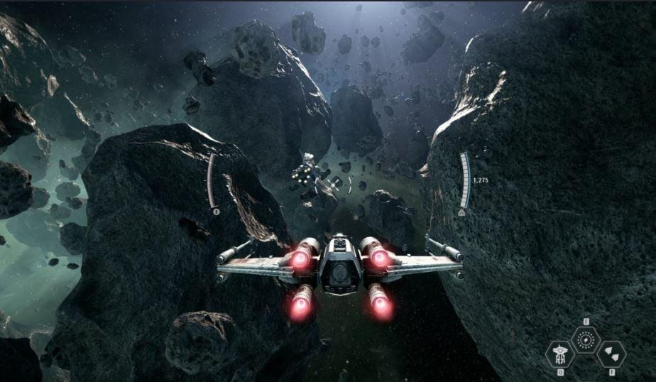 starwars battle front 2 aerial fights