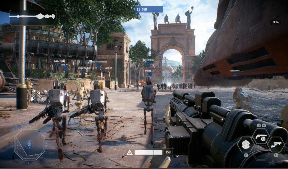 battlefront 2 gameplay