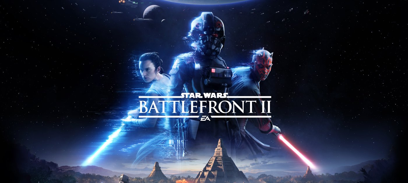 Star wars Battlefront 2 Cover photo