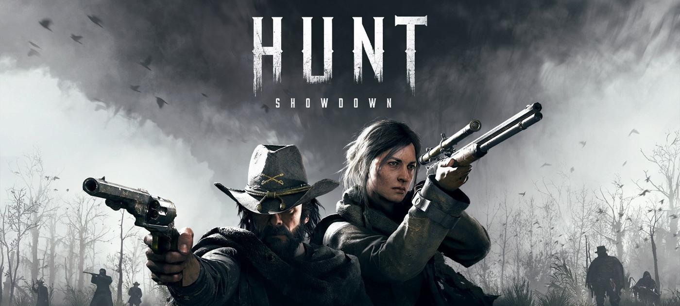 Hunt showdown cover