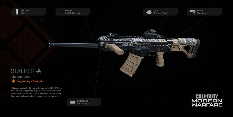 Cod Best weapons