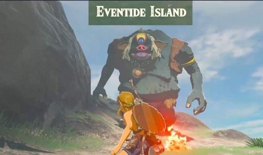 Zelda Eventide Island