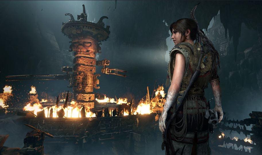 Tomb Raider Puzzels
