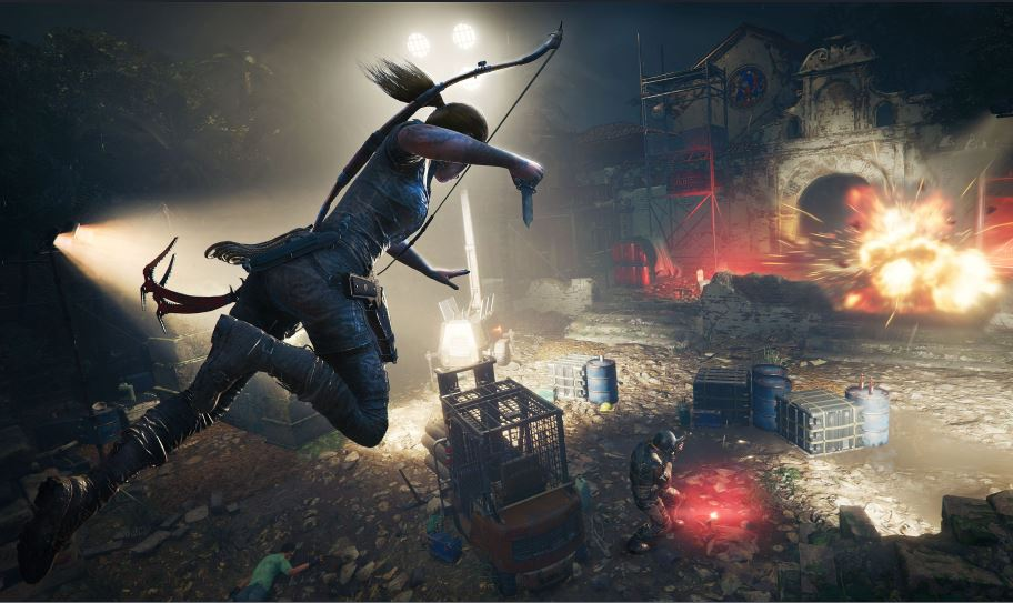Shadow of the Tomb Raider Stealth