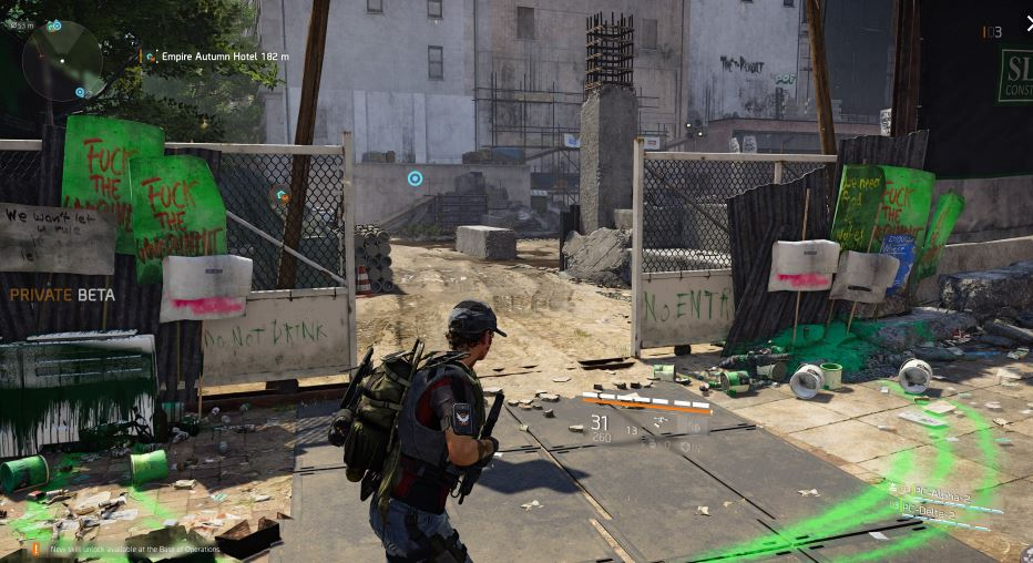 Tom Clancy's The DivIsion 2 Preview