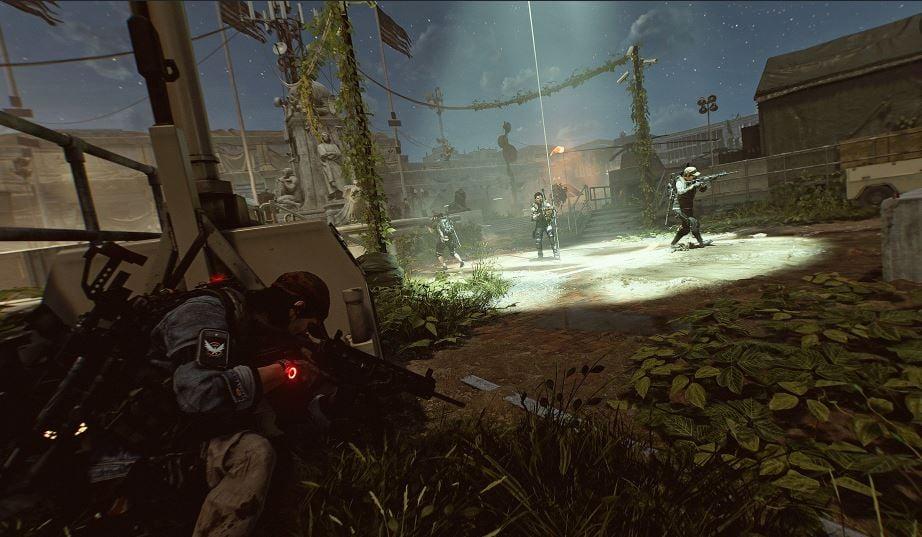 Tom Clancy's The DivIsion 2 Tactics