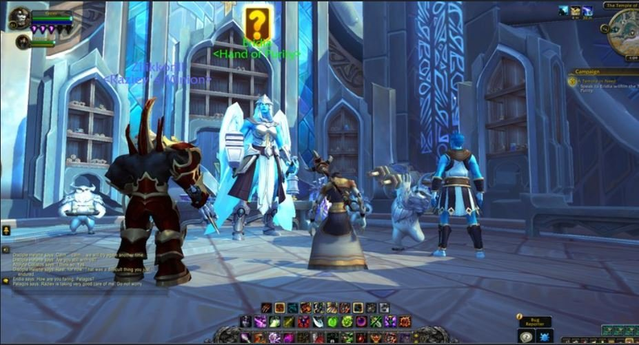 Wow Shadowlands gameplay preview