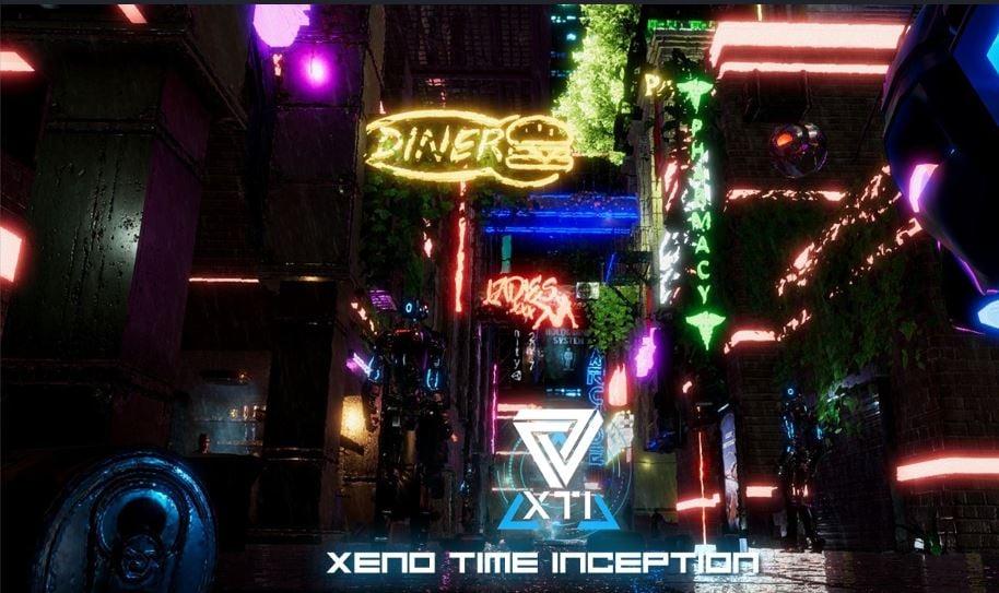 Xeno time inception street