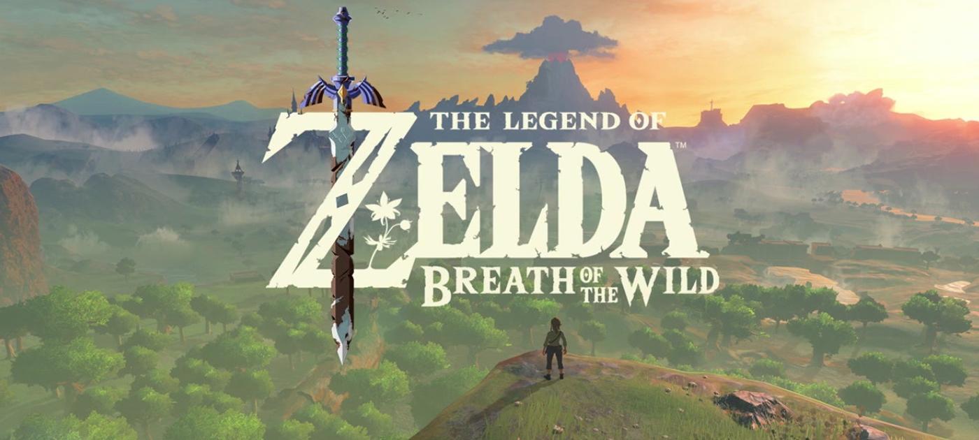 Legend of Zelda Cover