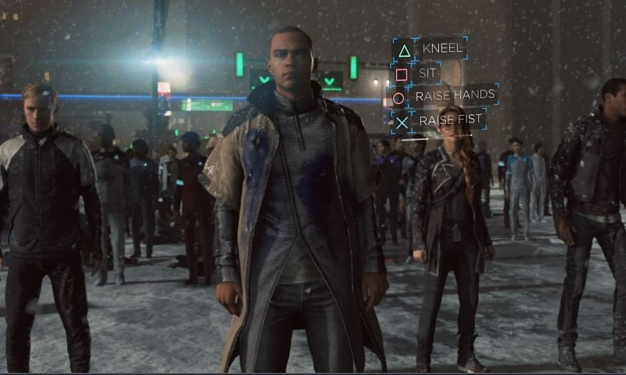 Detroit become human choices
