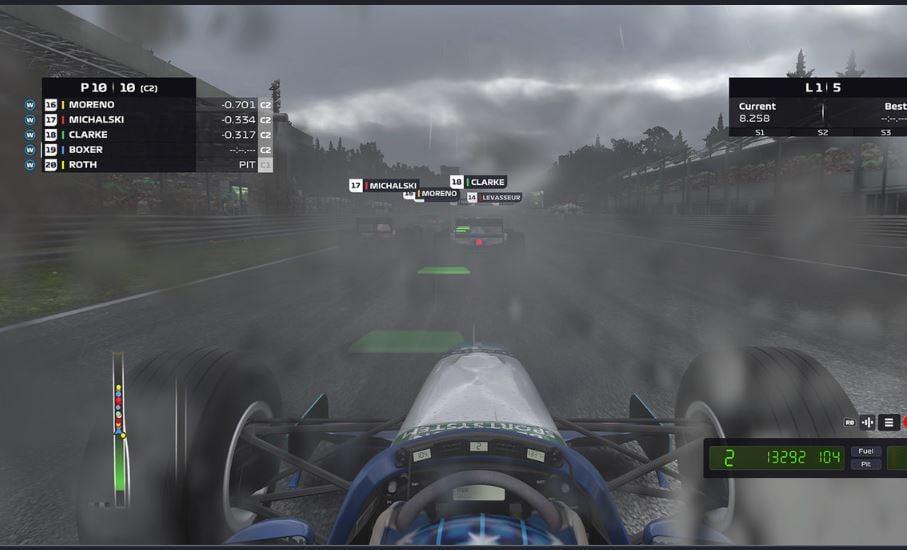 F1 2020 Racing