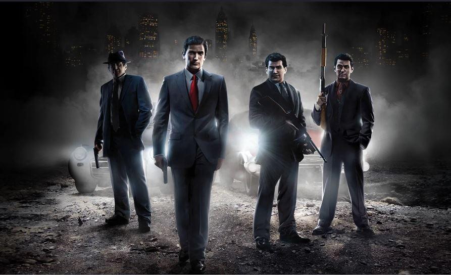 mafia 2 screen shot