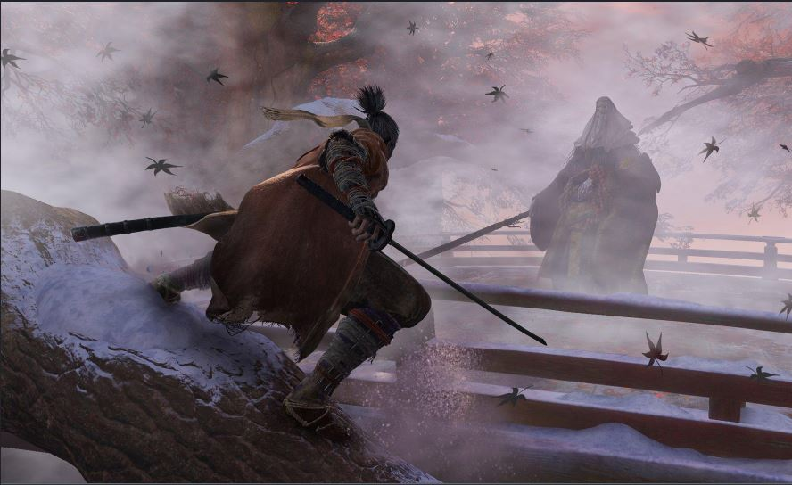 Sekiro-Shadows graphics