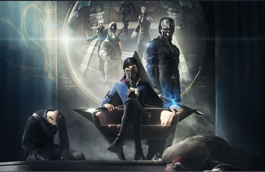 Dishonored 2 art