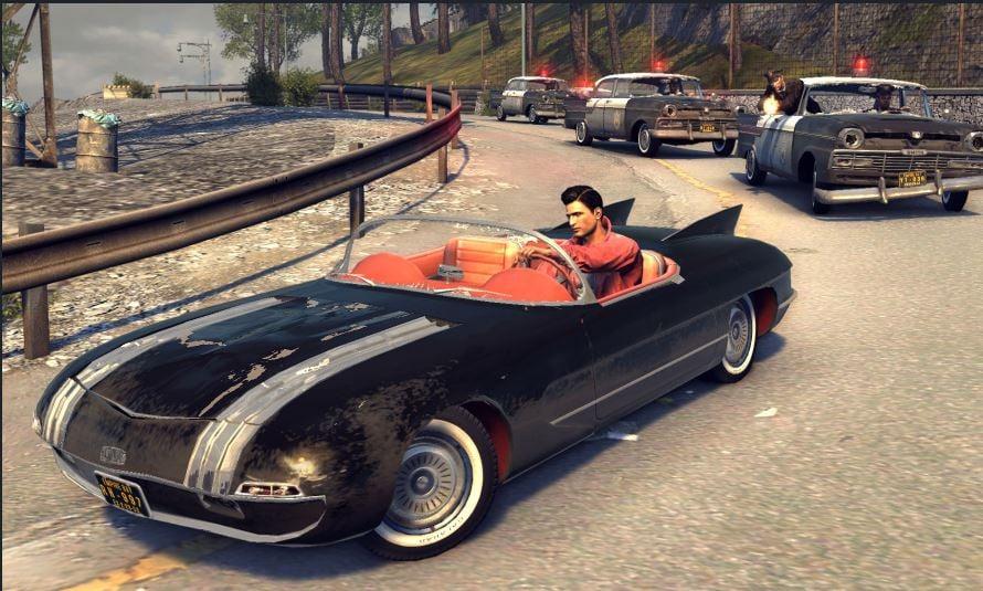 mafia 2 car collector