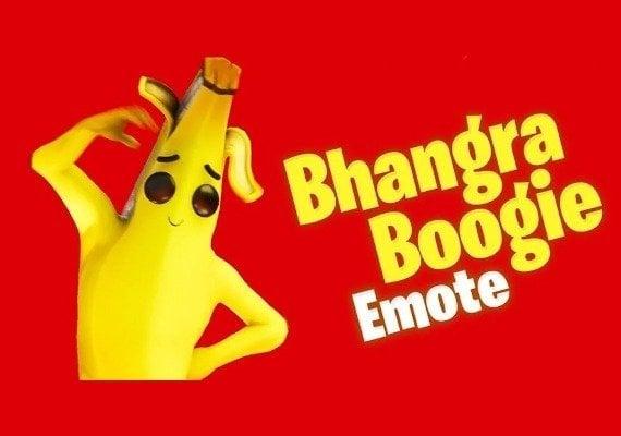 Bhangra Boogie emote cover