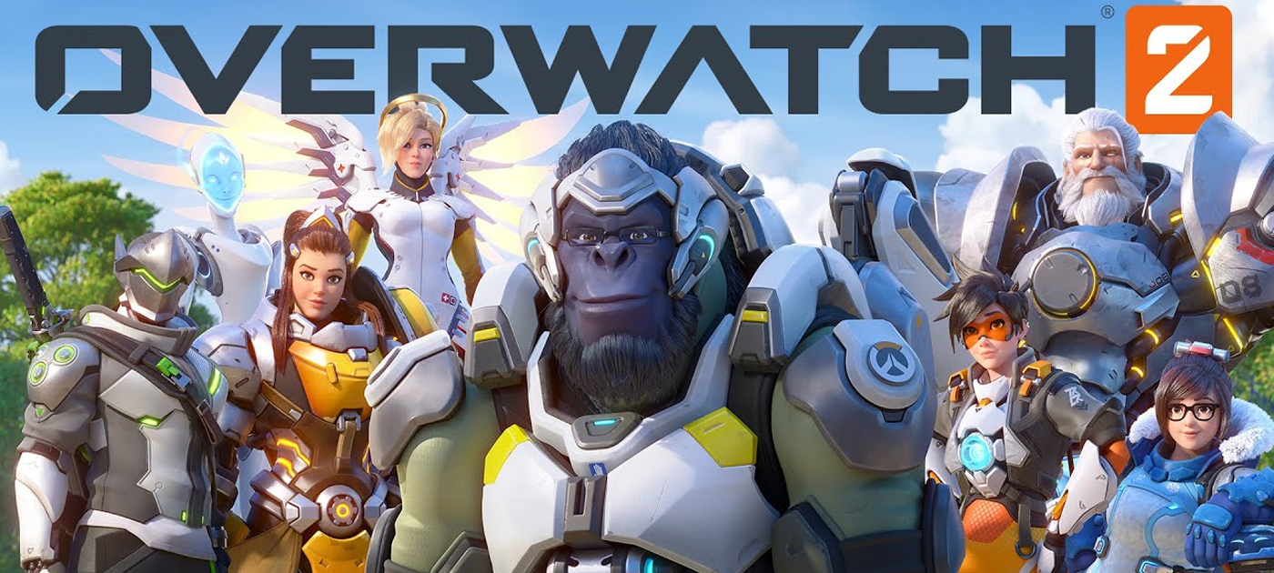 Overwatch 2 Cover
