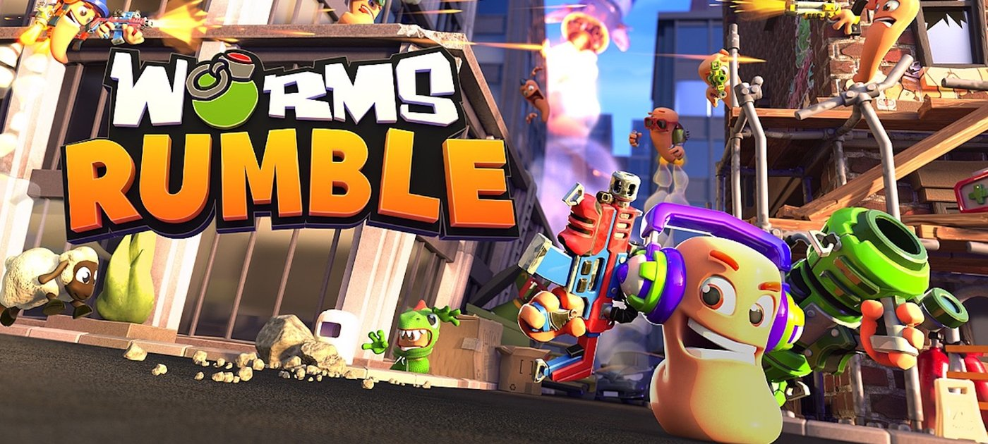 Worms Rumble cover