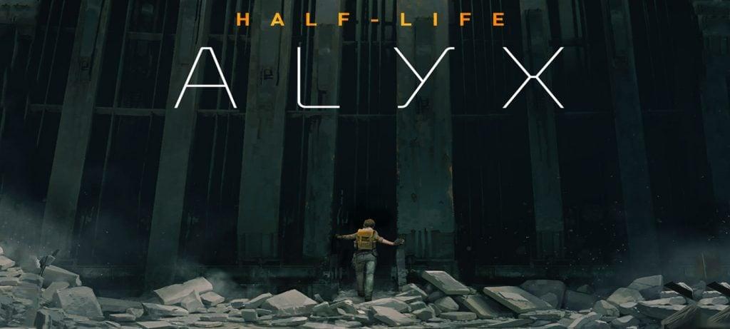 Half-Life: Alyx video game