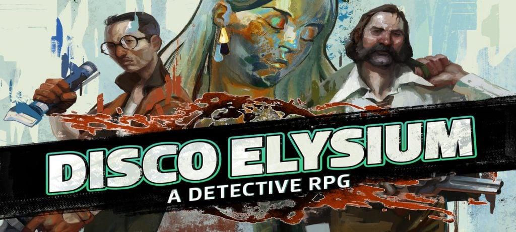 Disco Elysium video game