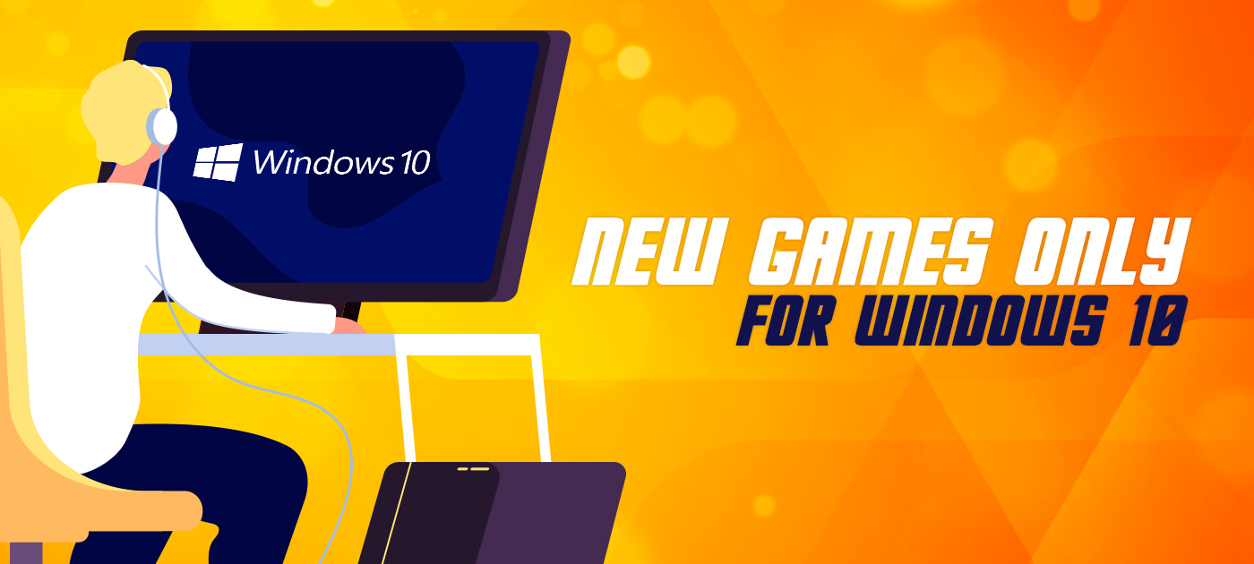 Windows 10 video games