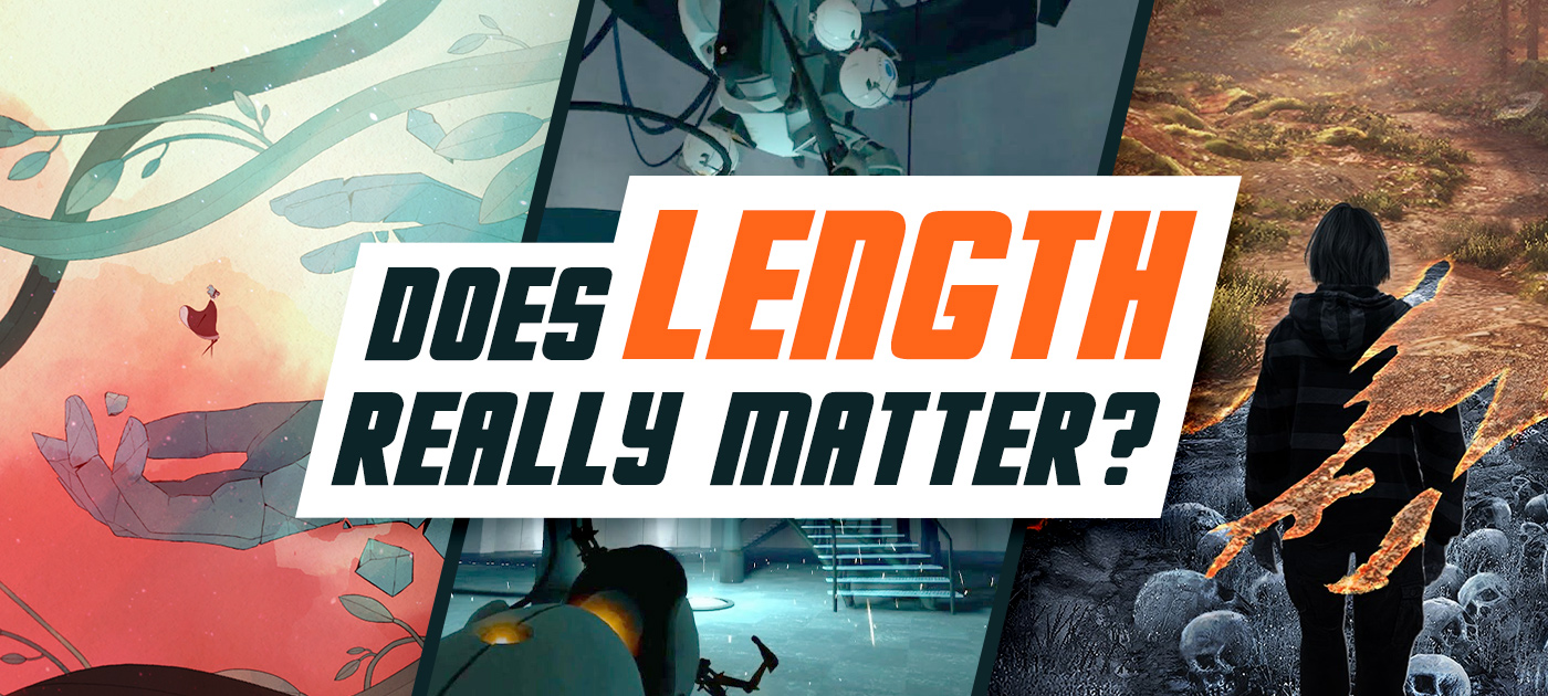 Does video games lenght matter?