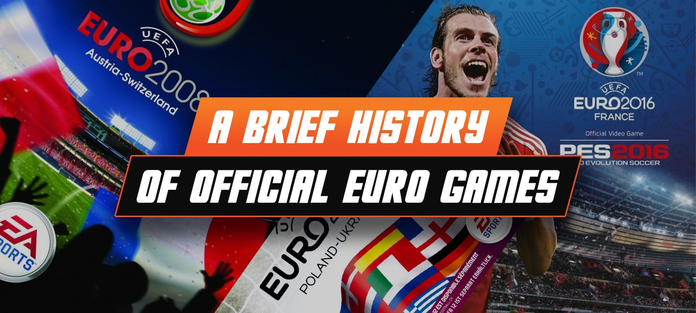 A brief history of official Euro games