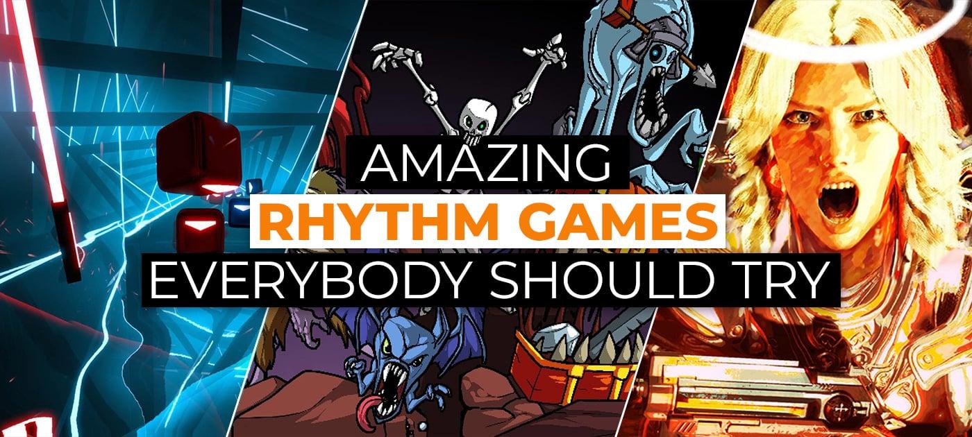 Rythm games