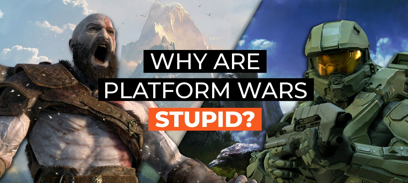Why are platform games stupid
