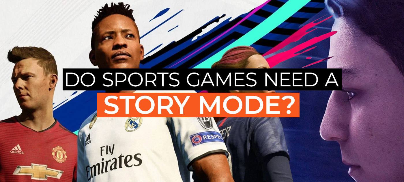 Do sports games need a story mode?