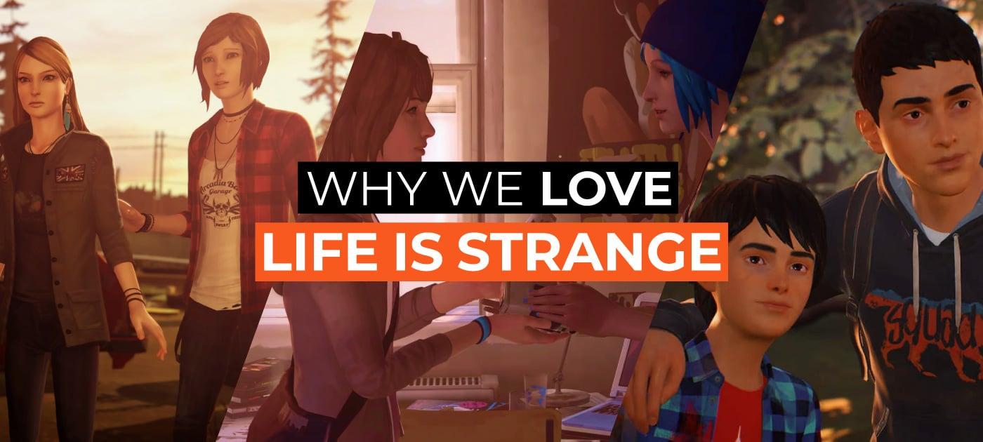 Why we love Life is Strange