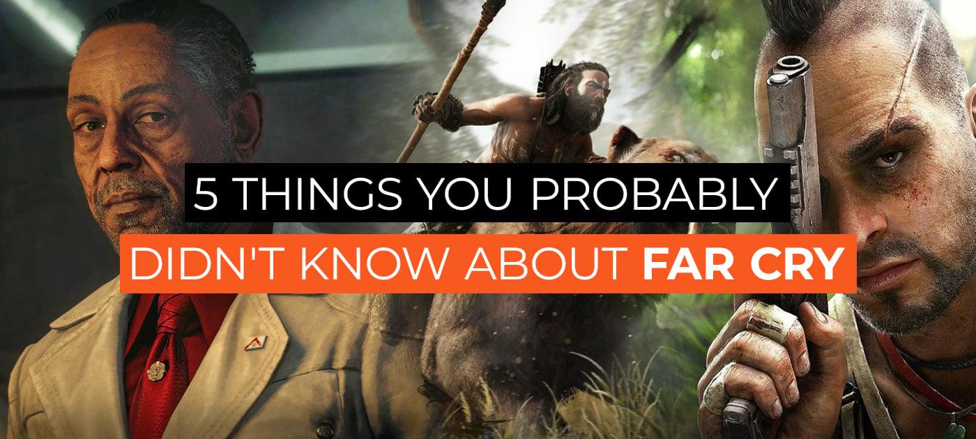 Buy Far Cry 6 on GAMIVO