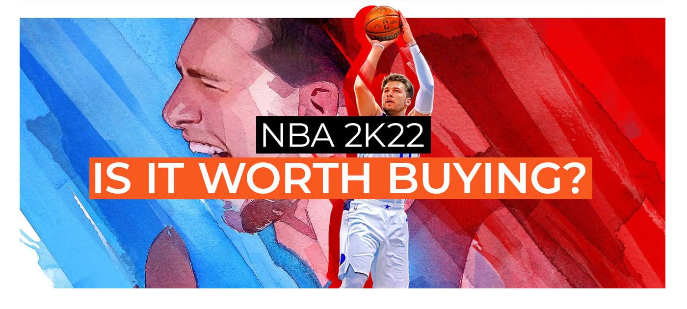 We examine NBA 2K22 new features