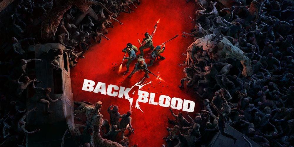 Buy Back 4 Blood on GAMIVO