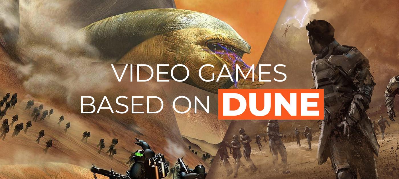 Dune Video Games