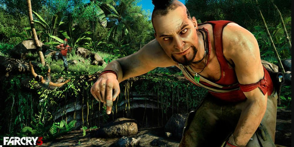 Vaas from Far Cry 3.