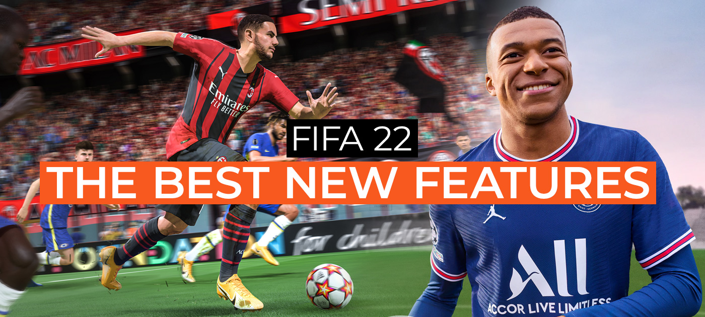 FIFA 22 new features